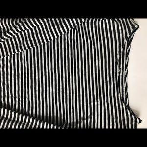 J Crew striped painter shirt long sleeve